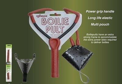 DRENNAN BOILIE CATAPULT PULT or SPARE ELASTIC or MULTI POUCH / MULTIPOUCH
