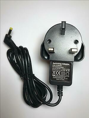 5V 600mA 0.6A Replacement Hitachi Power Supply AC Adaptor Charger PS30-UK5060