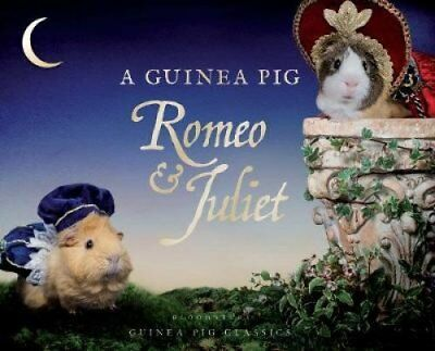 A Guinea Pig Romeo & Juliet by William Shakespeare 9781408890646