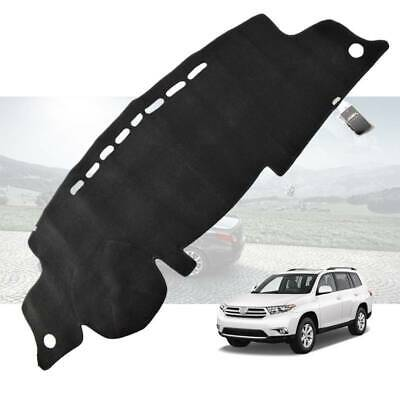 For Toyota Highlander 2008 2009 2010 - 2013 Dashmat Dash Mat Dashboard Cover