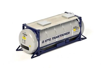 VTG TankTainer Trailer Load - 1:50 Scale by WSI 04-2000