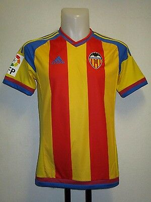 Valencia 2014/15 S/s Away Shirt By Adidas Size Adults Small Brand New With Tags