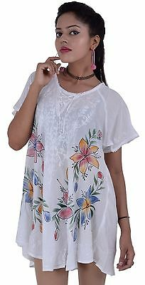 Fashion Women Summer Mix Designs Pack of 10 Ladies Blouse Shirt Casual Tops