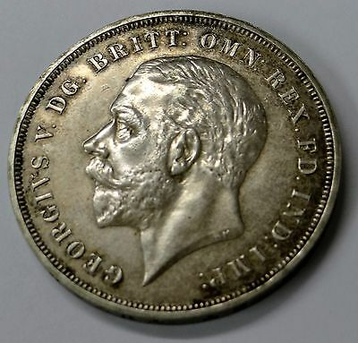 1935 British Crown George V  EF Grade Coin in Excellent Condition (See Pics)