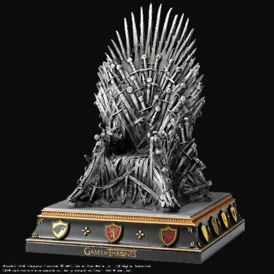 Game of Thrones - Eiserner Thron Buchstütze The Noble Collection Offiziell