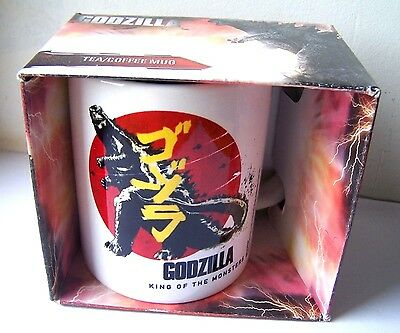 Tasse / Mug - Godzilla, King Of The Monsters - Pyramid - Neuf -