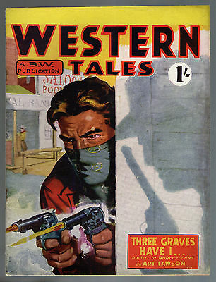 Western Tales, Brown Watson 1948 Anthology