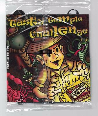 Taco Bell RARE Tasty Temple Challenge PC Floppy Disk 2000 NEW UNOPENED Windows
