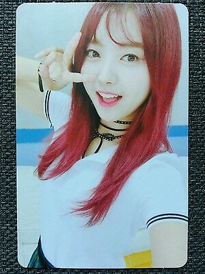 PRISTIN NAYOUNG Official PHOTOCARD #1 2nd Mini Album SCHXXL OUT 나영
