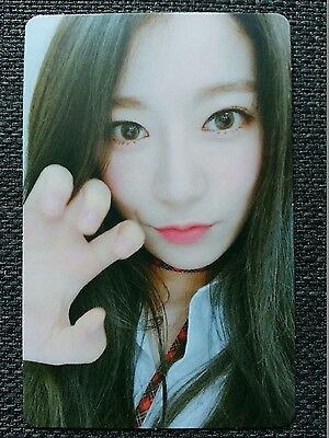 PRISTIN RENA Official PHOTOCARD #1 2nd Mini Album SCHXXL OUT 레나