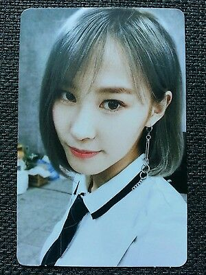 PRISTIN YUHA Official PHOTOCARD #1 2nd Mini Album SCHXXL OUT 유하