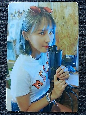 PRISTIN YUHA Official PHOTOCARD #2 2nd Mini Album SCHXXL OUT 유하