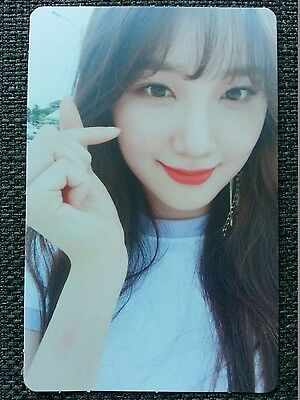 PRISTIN ROA Official PHOTOCARD #2 2nd Mini Album SCHXXL OUT 로아