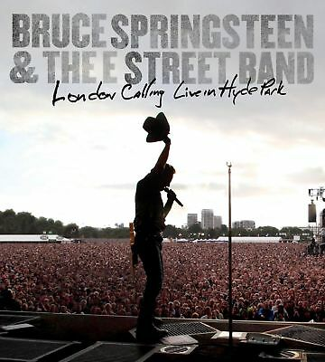 BRUCE SPRINGSTEEN & THE E STREET BAND - London Calling: Live in Hyde Park 2 DVD