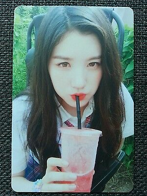 PRISTIN XIYEON Official PHOTOCARD #2 2nd Mini Album SCHXXL OUT 시연