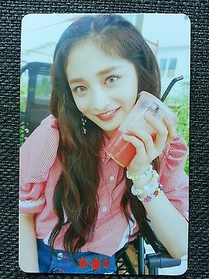 PRISTIN KYULKYUNG Official PHOTOCARD #2 2nd Mini Album SCHXXL OUT 결경
