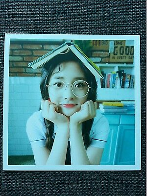 PRISTIN KYULKYUNG Official Postcard PHOTOCARD #3 2nd Mini Album SCHXXL OUT 결경