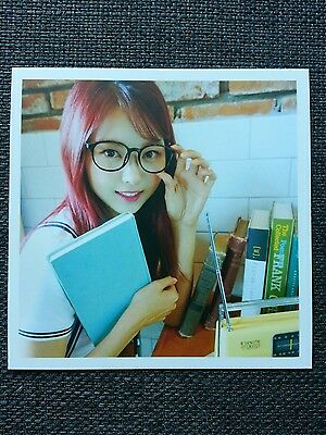PRISTIN NAYOUNG Official Postcard PHOTOCARD #3 2nd Mini Album SCHXXL OUT 나영