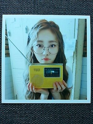 PRISTIN EUNWOO Official Postcard PHOTOCARD #3 2nd Mini Album SCHXXL OUT 은우
