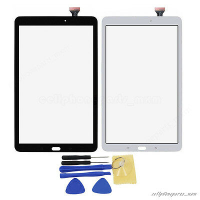 For Samsung Galaxy Tab E 9.6 T560 T561 Screen Touch Glass Digitizer Lens + Tools