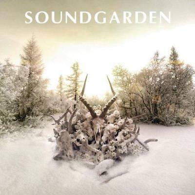 Soundgarden - King Animal (NEW CD)