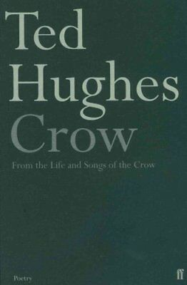 Crow by Ted Hughes 9780571099153 (Paperback, 1974)