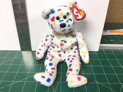 Ty Beanie babies TY 2K  TAG ERROR MINT W/ MINT TAGS RETIRED MY COLLECTION