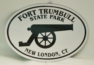 Fort Trumbull State Park Magnet