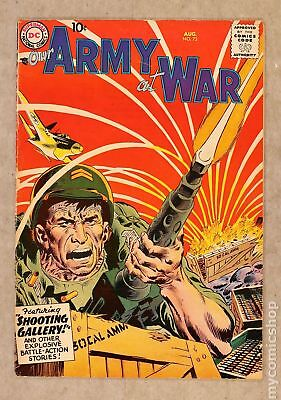Our Army at War (1952) #73 GD+ 2.5