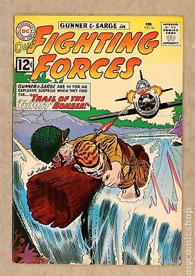Our Fighting Forces (1954) #66 FN- 5.5