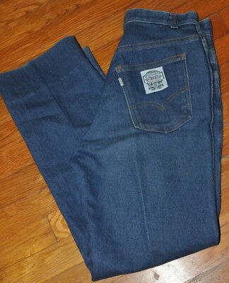 RARE Vtg 80s Levi's White Label Jeans stretch High Waist Levi Strauss 29 x 29