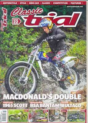 CLASSIC TRIAL MAGAZINE - Issue 22 (NEW COPY)