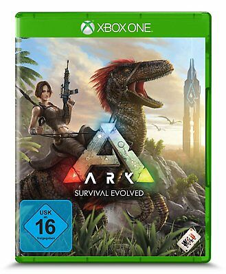 ARK - Survival Evolved      XBOX One     XB-One        !!!!! NEU+OVP !!!!!