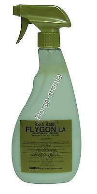 Gold Label Flygon La 500Ml Spray Or Refill Fly Repellent For Horses