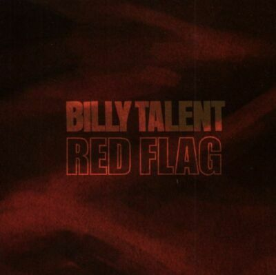 Billy Talent(CD Single)Red Flag-Atlantic-PRO15996-Europe-2006-