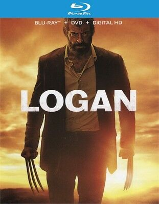 Logan (Blu-ray Disc ONLY, 2017)