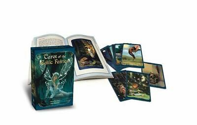 Tarot of the Celtic Fairies Kit  Lo Scarabeo  VeryGood  Book  0 Paperback