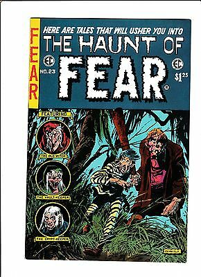 E.c. Classic Reprint  [1974 Fn-]  The Haunt Of Fear #23