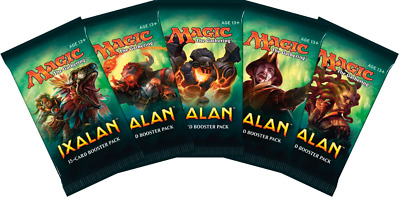 Magic the Gathering - IXALAN Booster - Deutsch - MTG - NEU&OVP