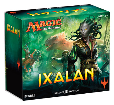 MTG - IXALAN Bundle, Magic the Gathering, ENGLISCH, NEU & OVP