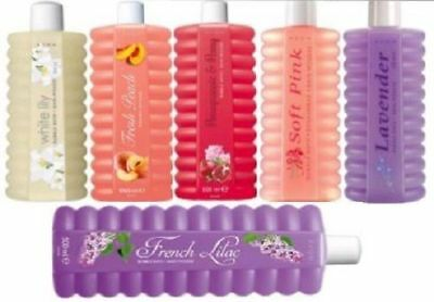 Avon Bubble Bath 500ml Various Scents To Choose From **FREE POSTAGE**