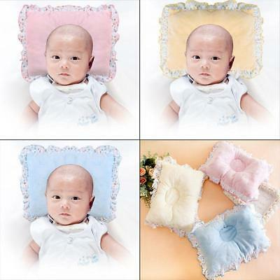 Newborn Baby Infant Anti-roll Support Positioner Head Soft Sleeping Pillow New C