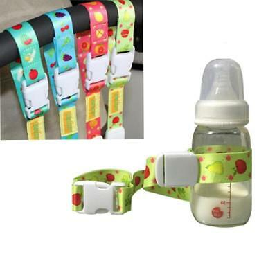 Baby Toy Saver Sippy Cup Bottle Strap Holder For Stroller/High Chair/Car Seat LD
