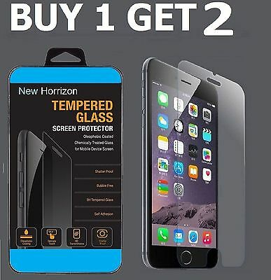 100% Tempered Glass Screen Protector Protection For Apple iPhone 6S PLUS