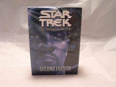Star Trek Ccg 2E, Second Edition Sisko Starter Deck
