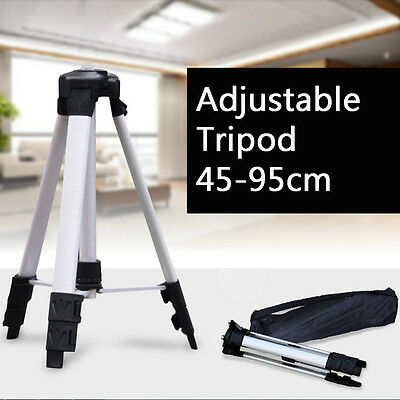 Adjustable Aluminium Tripod Stand Leveling Extension For Laser Level Measuring