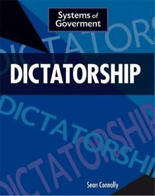Dictatorship by Sean Connolly (Paperback, 2017)