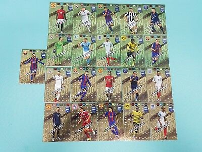 Panini Adrenalyn XL FIFA 365 2018 Limited Edition aussuchen to choose