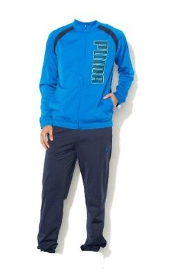 New Mens Puma Is Poly   Full Tracksuit  Jacket Pants M Med