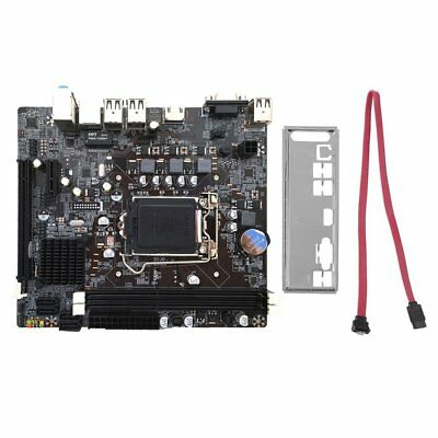 For Intel H61 LGA 1155X 4*DDR3 Motherboard core For generation 2/3 CPU USB3.0 P6